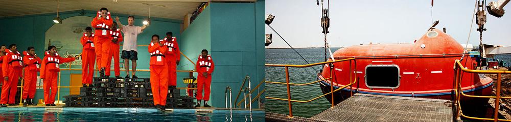 Fast Rescue Craft Training